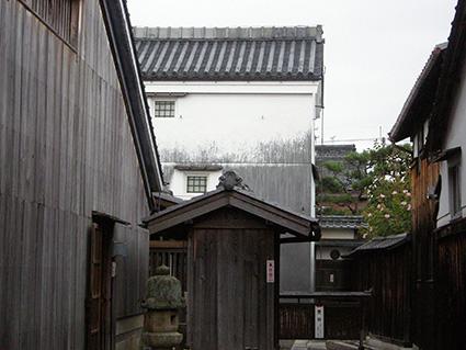近江八幡・町並み_a0099744_1621279.jpg