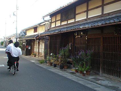 近江八幡・町並み_a0099744_16221779.jpg