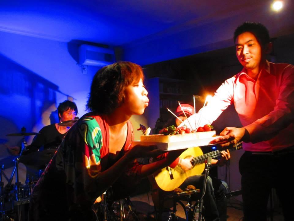 平松加奈 con Armada @大塚グレコ Birth day live!!_b0131865_1415453.jpg