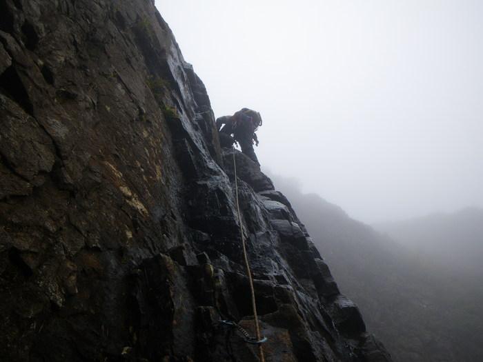 蔵王の快渓 丸山沢を登る ~ 2013年10月6日_f0170180_20254292.jpg