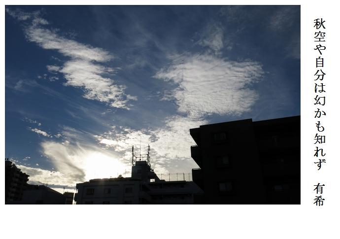 秋の空_a0248481_21583698.jpg