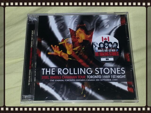 THE ROLLING STONES / TORONTO 1989 1ST NIGHT_b0042308_22202683.jpg