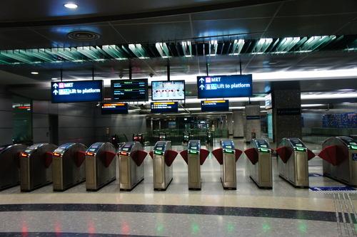シンガポール旅行記 (MRTに乗ってみました!)_f0215714_16442854.jpg