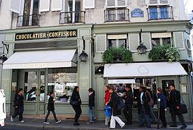フェーヴを巡るフランス旅記録2009最終回 #24 Paris_c0120342_16523745.jpg