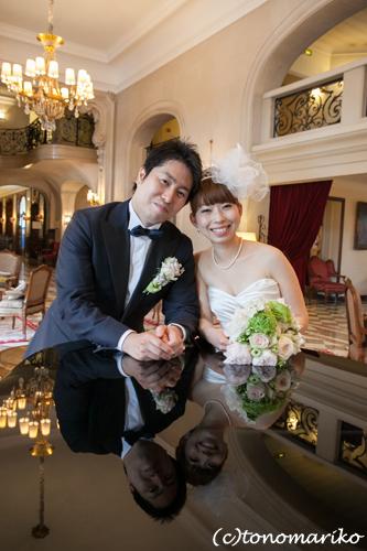 花嫁さんのキラキラ_c0024345_5492987.jpg