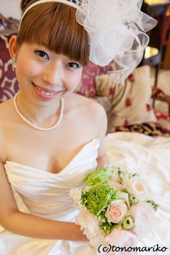 花嫁さんのキラキラ_c0024345_550226.jpg