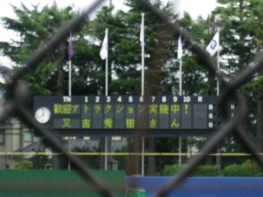 東京国体・成年女子ソフトボール決勝を観戦。_c0017651_7321387.jpg