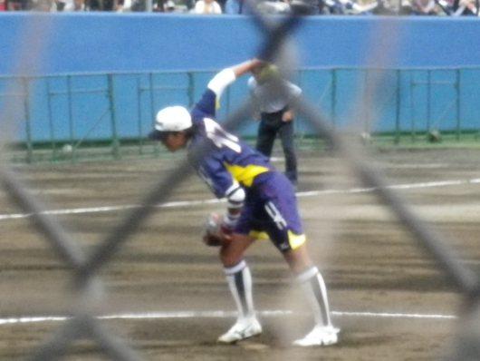 東京国体・成年女子ソフトボール決勝を観戦。_c0017651_7434583.jpg