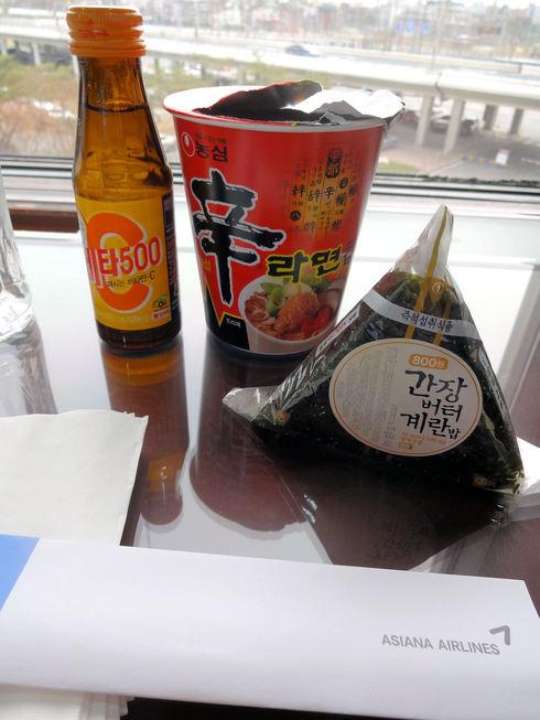 3月 ソウル旅行 その23 帰国の朝&リピ決定のお店ベスト3_f0054260_17124560.jpg