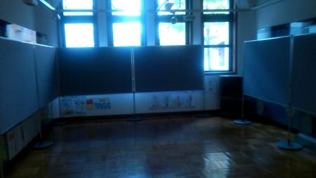 函館市地域まちづくりセンターの展示ブース_b0106766_21564066.jpg