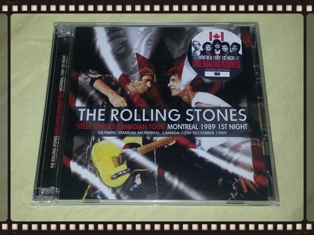 THE ROLLING STONES / MONTREAL 1989 1ST NIGHT_b0042308_21444866.jpg
