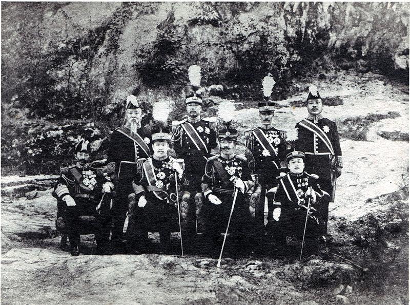 日本の皇室の「イスラエル顔」と韓国のウリナラファンタジー:ついに近代まで捏造しだしたの?_e0171614_10323055.jpg