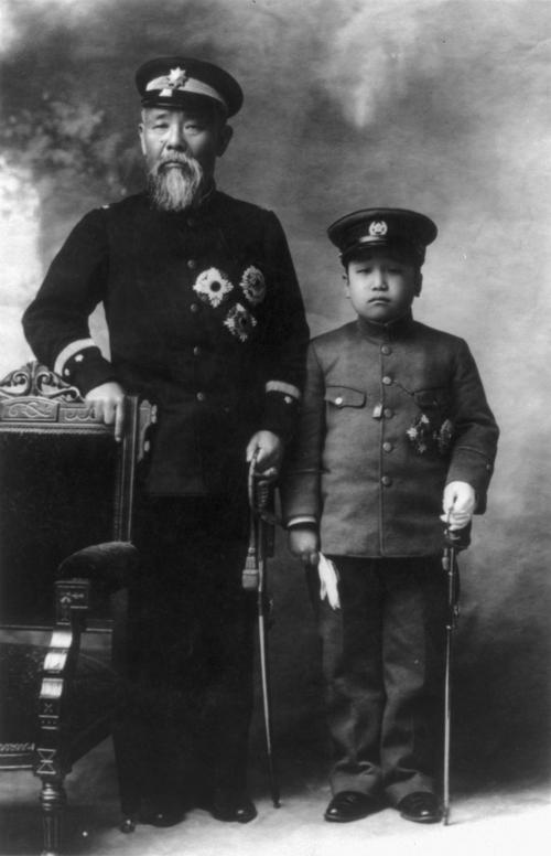 日本の皇室の「イスラエル顔」と韓国のウリナラファンタジー:ついに近代まで捏造しだしたの?_e0171614_1111167.jpg