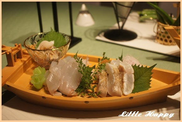 週末は美味しい刺身と日本酒と・・・_d0269651_929227.jpg