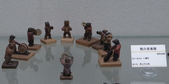 第2回アドベントカレンダー(22日目)「八雲農民美術研究所と木彫り熊」_f0228071_1350917.jpg