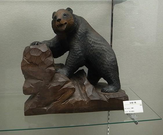 第2回アドベントカレンダー(22日目)「八雲農民美術研究所と木彫り熊」_f0228071_13523232.jpg