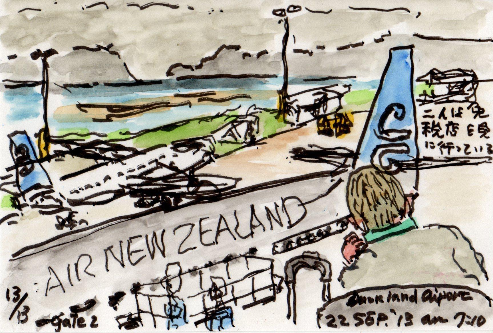ニュージーランド旅行・荷物番_e0232277_1027477.jpg