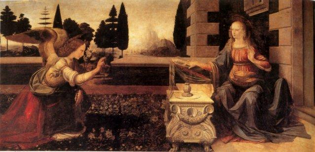 モナリザを巡る冒険 その2 『聖アンナと聖母子』のカルトン_e0122680_195173.jpg