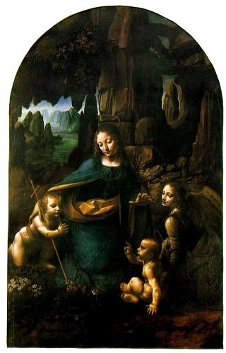 モナリザを巡る冒険 その2 『聖アンナと聖母子』のカルトン_e0122680_1952219.jpg