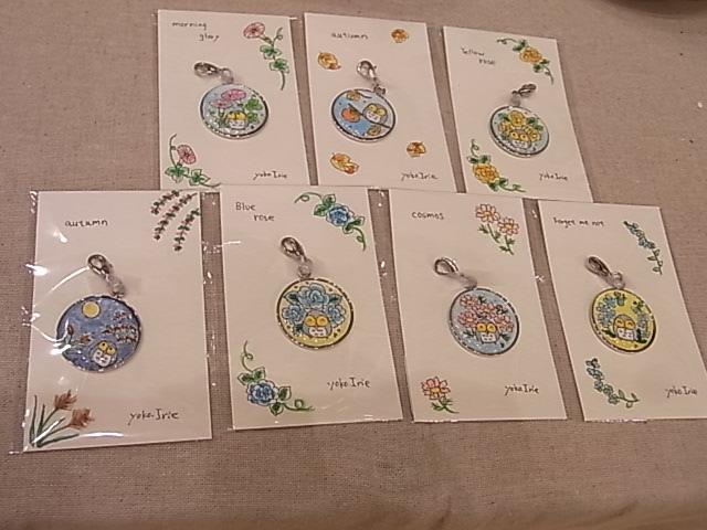 インコと鳥の雑貨展、取材をして頂きました。_d0322493_0392181.jpg