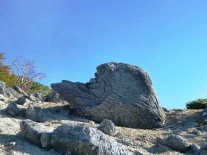 鳳凰三山の奇岩_e0077899_8342348.jpg