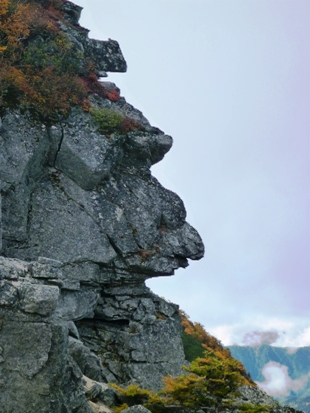 鳳凰三山の奇岩_e0077899_834487.jpg
