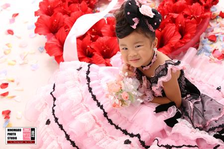 ななちゃん、ももちゃん☆ドレス_b0203705_17521176.jpg