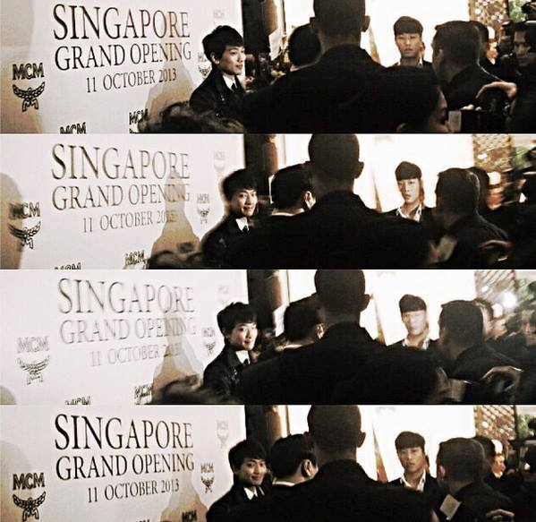 Rain シンガポール MCMイベントに登場_c0047605_2139112.jpg
