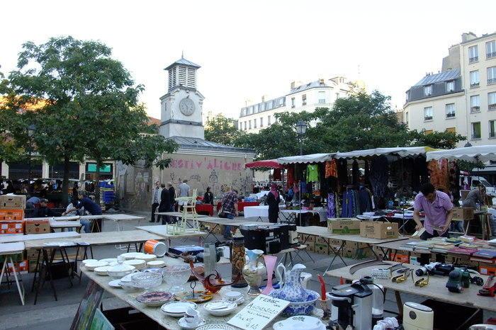 Paris 3つの蚤の市_c0244411_1717541.jpg