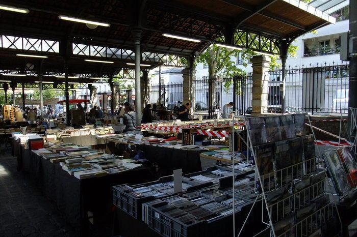 Paris 3つの蚤の市_c0244411_17194153.jpg