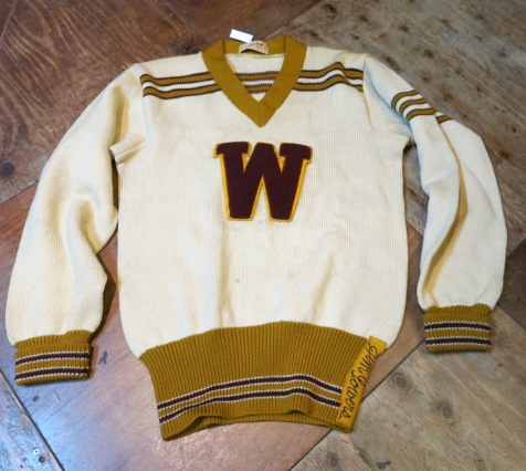 10/12(土)入荷!50'S LOGAN SCHOOL SWEATER!_c0144020_14312983.jpg