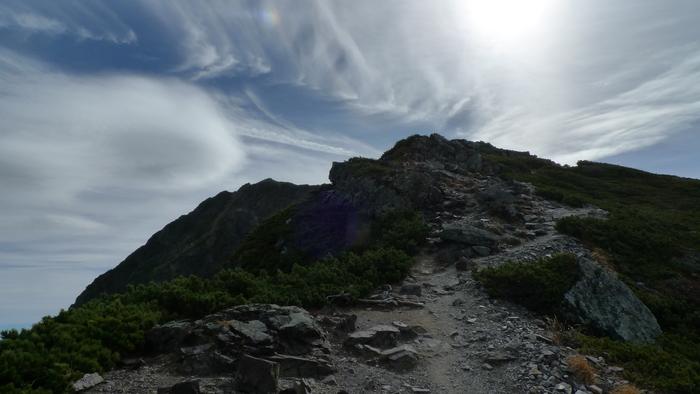 北岳登山〜下り〜_e0155231_1142377.jpg