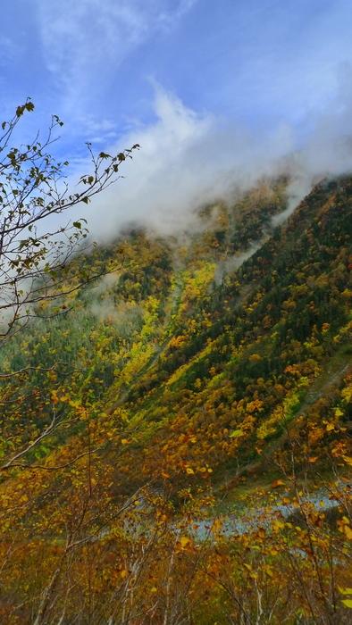 北岳登山〜下り〜_e0155231_1223469.jpg