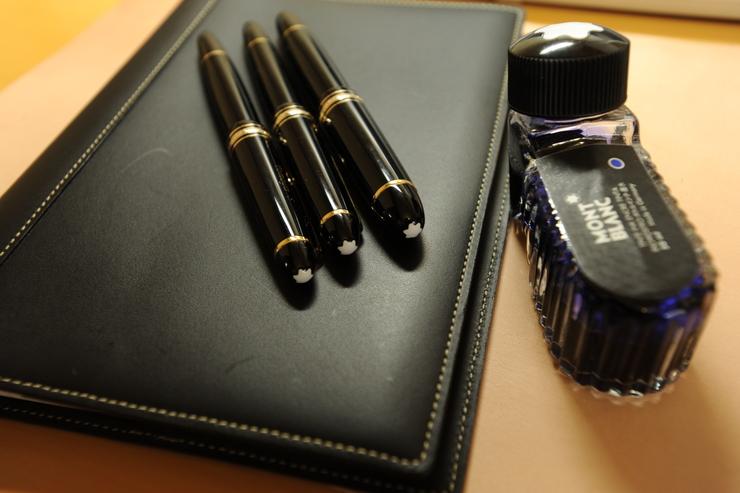 紳士なノートを買ってきた_b0233441_1616463.jpg