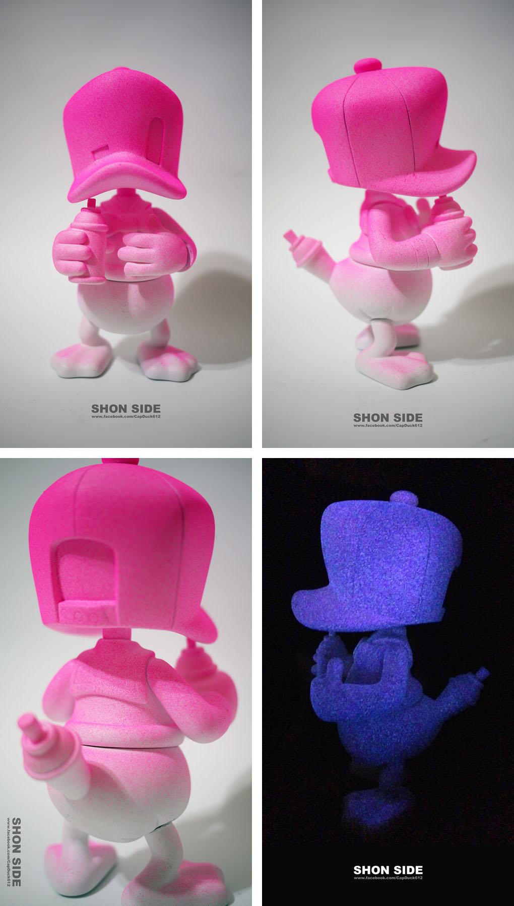 罪滅ぼしのCap Duck Pink GID発売_a0077842_955397.jpg