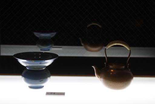 日韓交流工芸展「光明に国境なし」〜星の智慧 自然の慈悲 繋ぐ技〜が始まりました。_d0178448_11291129.jpg