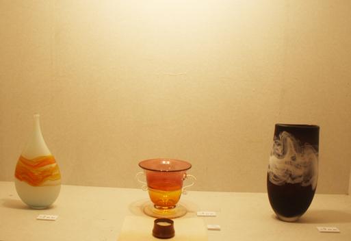 日韓交流工芸展「光明に国境なし」〜星の智慧 自然の慈悲 繋ぐ技〜が始まりました。_d0178448_11323551.jpg