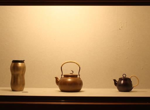 日韓交流工芸展「光明に国境なし」〜星の智慧 自然の慈悲 繋ぐ技〜が始まりました。_d0178448_1134164.jpg