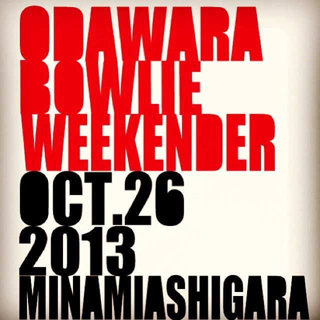 10/26 (SAT) 『ODAWARA BOWLIE WEEKENDER 13』 @ 神奈川 南足柄市 ezBBQcountry_e0153779_15183811.jpg