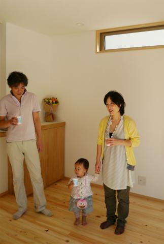 富士山のある風景~三島市青木Y邸、竣工式_c0160488_21222795.jpg