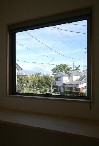 富士山のある風景~三島市青木Y邸、竣工式_c0160488_21281615.jpg