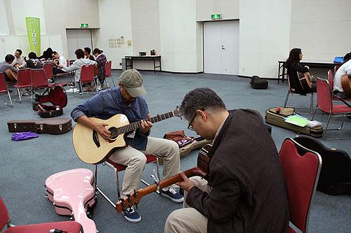 楽しかったぁ~!ソロギター合宿2013_c0137404_10242496.jpg