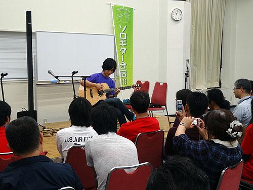 楽しかったぁ~!ソロギター合宿2013_c0137404_10335284.jpg