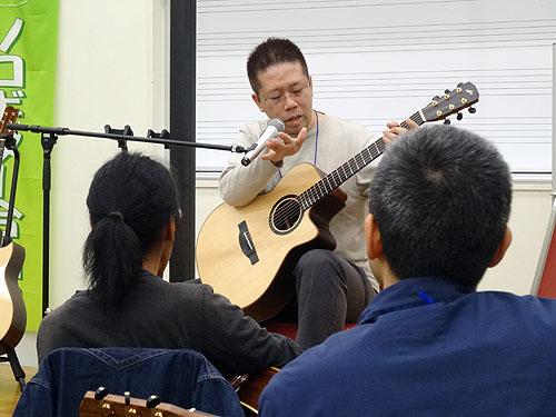 楽しかったぁ~!ソロギター合宿2013_c0137404_9521664.jpg