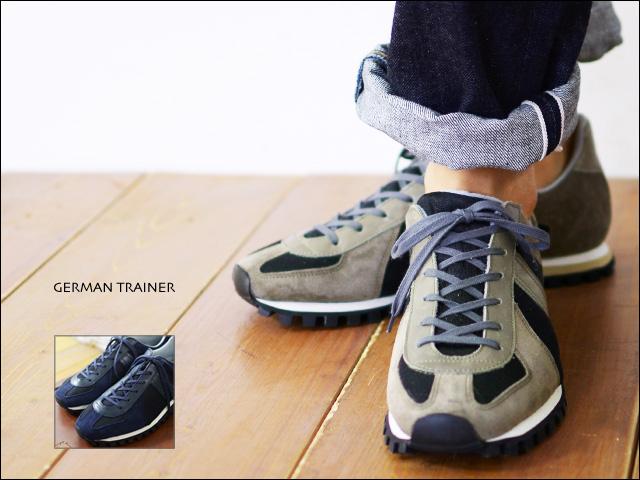 GERMAN TRAINER [ジャーマントレーナー] ジャーマンマラソン [3183-13F1] _f0051306_1692517.jpg