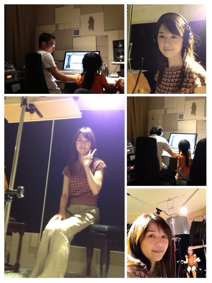 レコーディング2日目!_c0140616_0452185.jpg