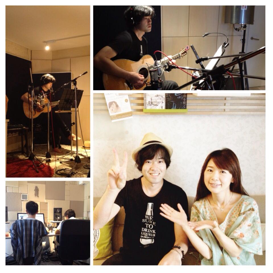 レコーディング3日目!(朝)_c0140616_056947.jpg