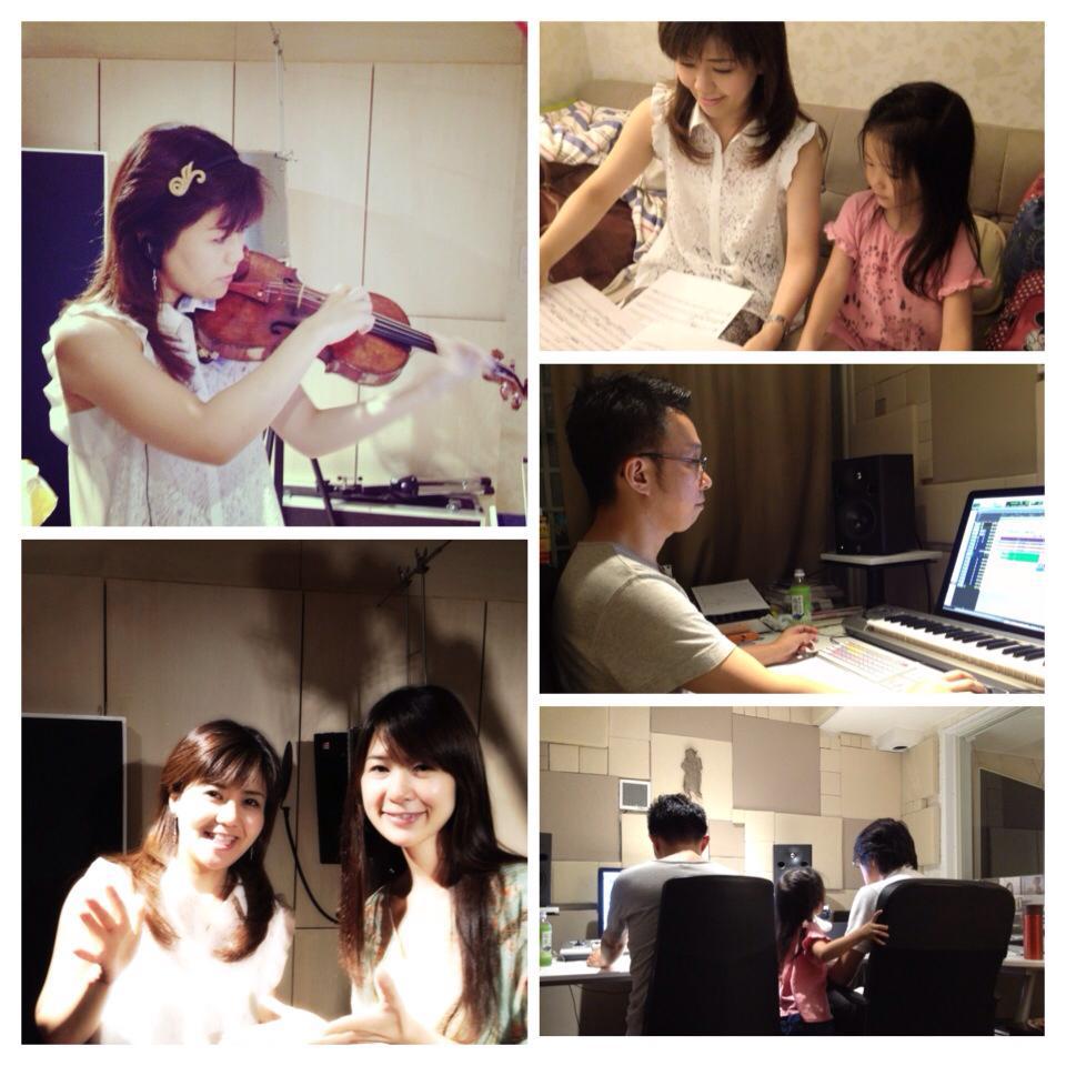 レコーディング3日目!(夜)_c0140616_0594845.jpg