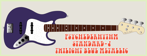 「Twilight Blue MetallicのStandard-J」を3本発売します!_e0053731_184322.jpg