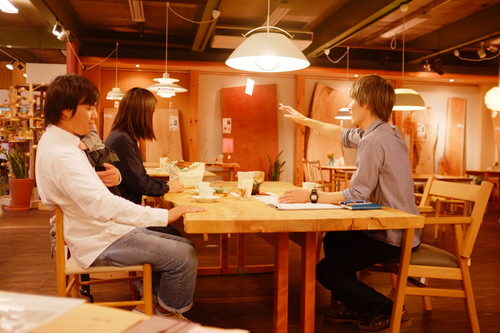 Cafeらぼvol.2 沢山のご来場ありがとうございました。_b0211845_14194867.jpg